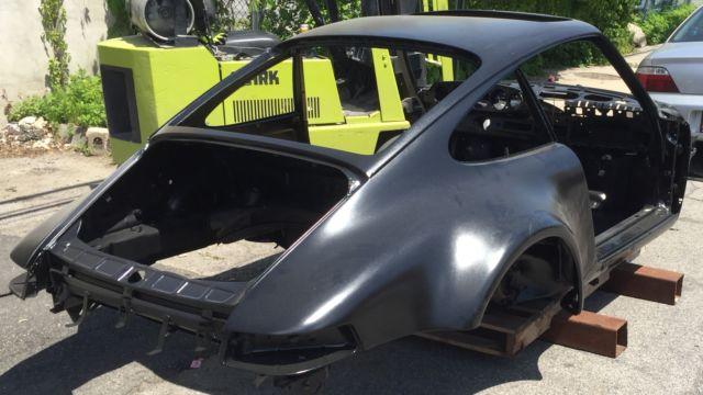 Porsche 930 Coupe 1986 Black For Sale. WP0JB0934GS050734 ...