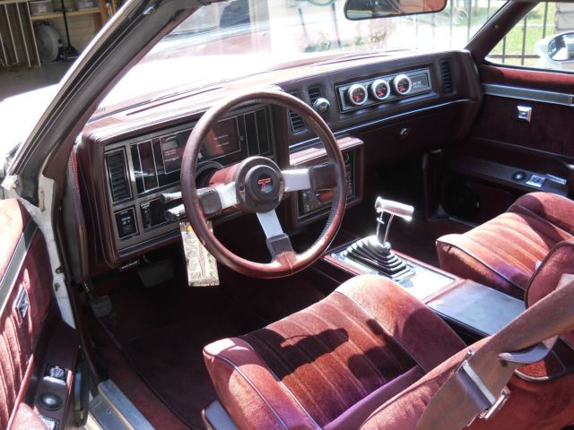 Buick Regal Coupe 1987 White For Sale 1g4gj1170hp409627