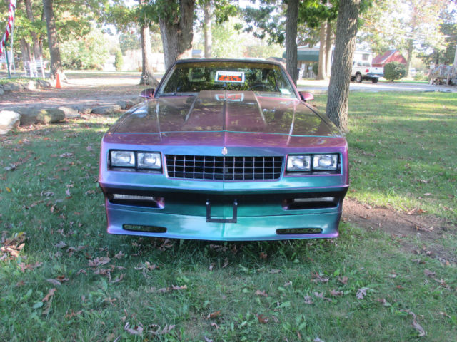 Chevy Monte Carlo Ss Custom Paint Ci With Turbo Trans