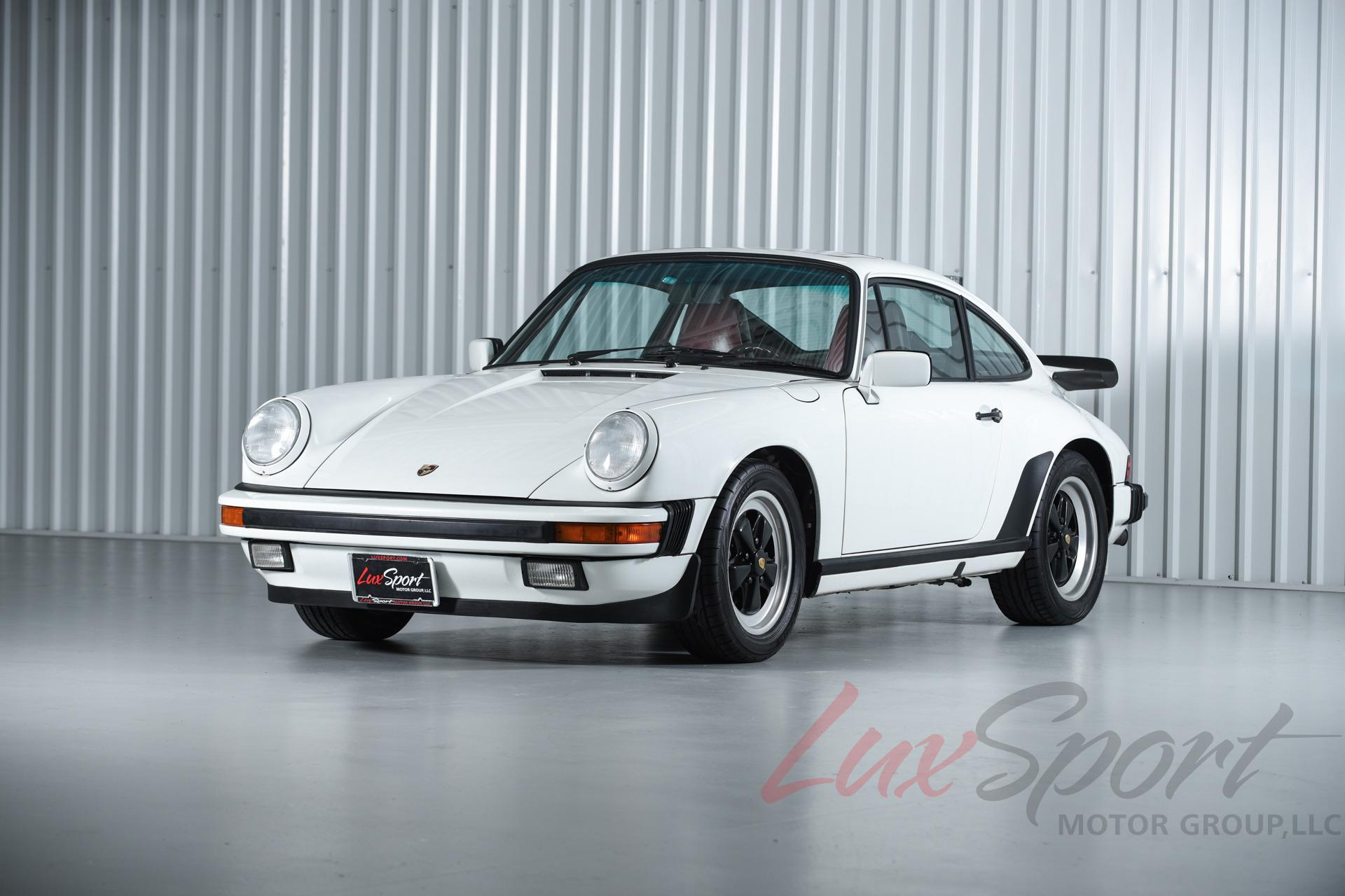 porsche 911 coupe 1987 white for sale wp0ab0914hs120295 1987 porsche 911 carrera 3 2 coupe. Black Bedroom Furniture Sets. Home Design Ideas