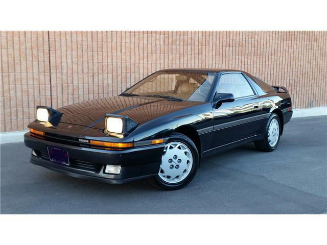 toyota supra hatchback 1987 black for sale jt2ma71j8h0074348 1987 toyota supra turbo targa 5. Black Bedroom Furniture Sets. Home Design Ideas