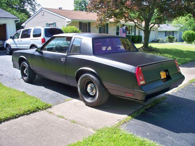 Chevrolet Monte Carlo Ss Virginia Car T Tops Same As