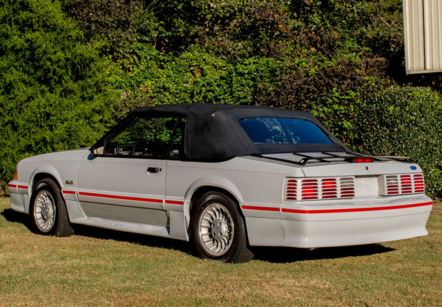 Used Cars For Sale Bay Area >> Ford Mustang Convertible 1988 Smoke Gray For Sale. 1FABP45E3JF127328 1988 Mustang GT 5.0 HO ...