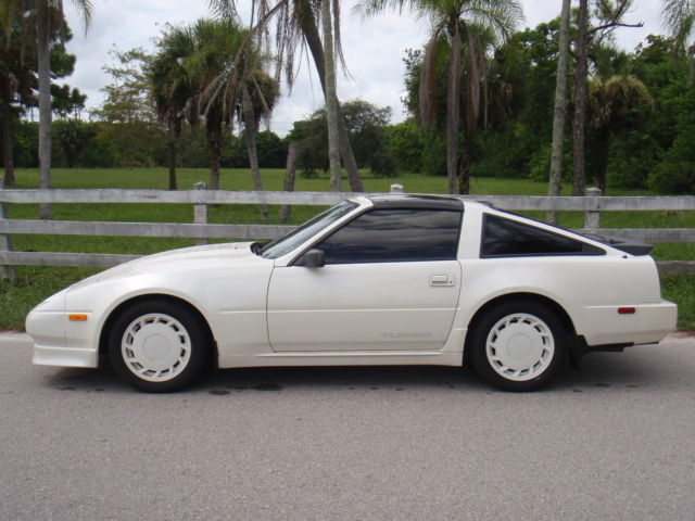 Nissan 300zx Coupe 1988 White For Sale Jn1cz14s0jx202918 Rhfindclassicars: 1988 Nissan 300zx Turbo Location At Elf-jo.com
