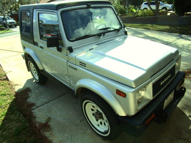 Used Suzuki Samurai For Sale In California