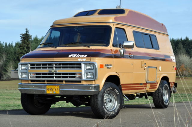 For Sale 1989 Other Makes Conversion Van
