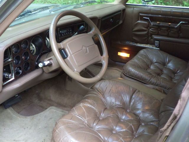 1989 chrysler fifth avenue for sale