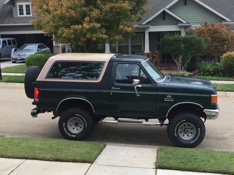 1989 ford f150 4x4 leveling kit