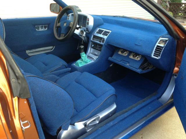 honda prelude coupe 1989 orange blue for sale jhmba4138kc010345 1989 honda prelude custom tuner. Black Bedroom Furniture Sets. Home Design Ideas