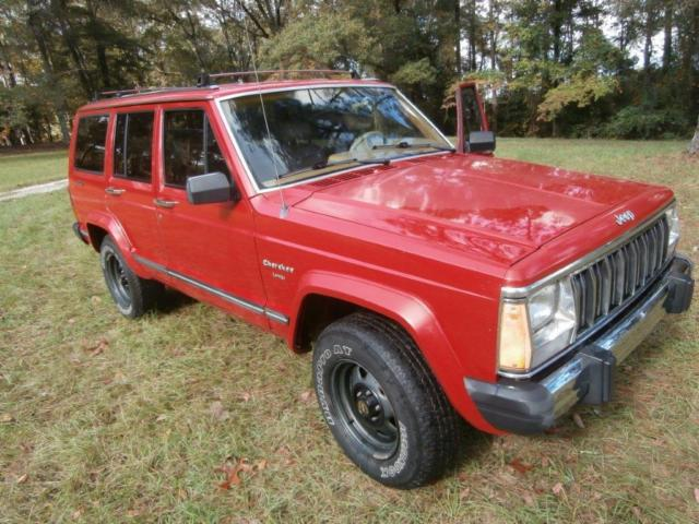 jeep grand cherokee 1989 red for sale 1j4g248sxyc164754 1989 jeep grand cherokee laredo red 00. Black Bedroom Furniture Sets. Home Design Ideas