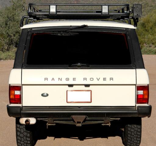 Land Rover Range Rover 1989 For Sale. Salhv1245ka391811