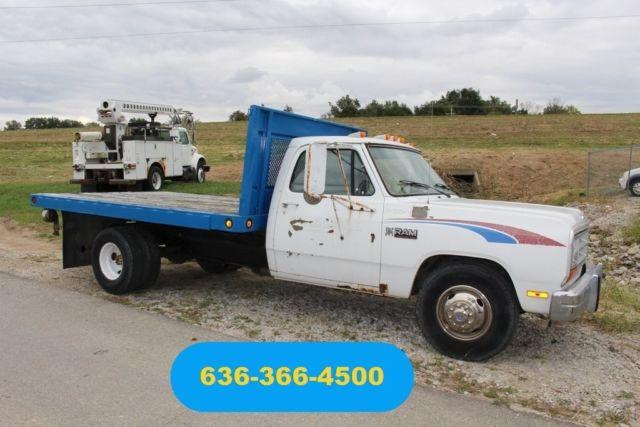 dodge ram 3500 pickup truck 1989 other color for sale 1b6me3682ks131184 1989 used dodge 3500. Black Bedroom Furniture Sets. Home Design Ideas