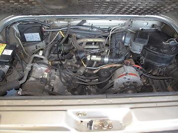 Volkswagen Bus/Vanagon Extended Passenger Van 1989 Silver For Sale