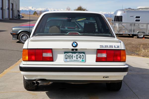 Bmw 3 Series Coupe 1990 Alpine White For Sale Wbaab0312lec95175 1990 Bmw 325ix Coupe 5 Speed