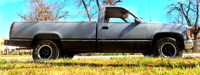 Chevy c1500 user manuals chevrolet c1500 pickup standard cab array chevrolet c k pickup 1500 cab u0026 chassis 1990 gray for sale rh findclassicars com fandeluxe Image collections