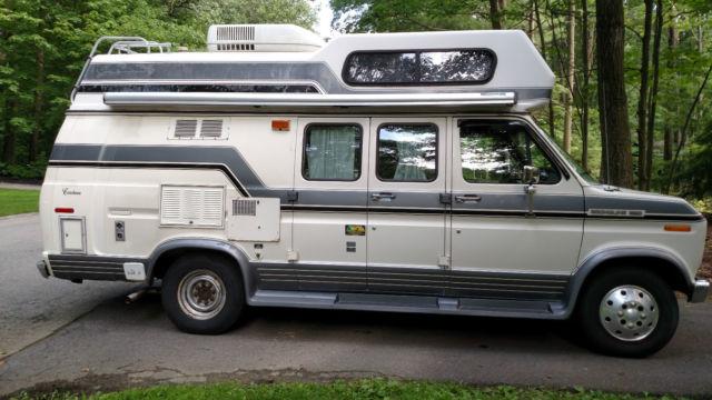 Ford E-Series Van Extended Cargo Van 1990 For Sale