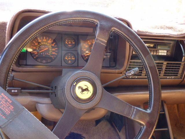 Ferrari Testarossa Coupe 1990 Red For Sale Zffsg17a1l0083727 1990