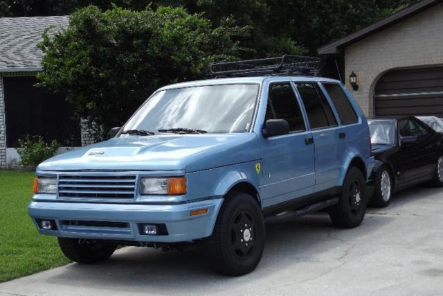Other Makes Laforza Suv Blue For Sale