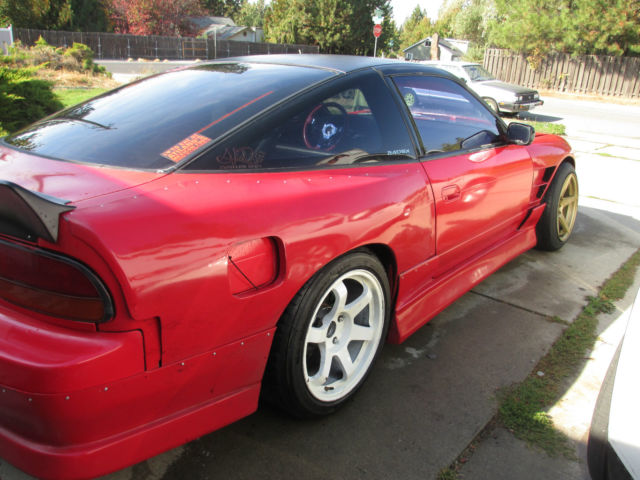 Nissan 240sx 1990 For Sale Jn1hs36p2lw153292 1990 Nissan