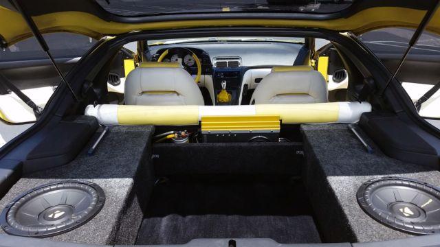 Nissan Zx Stillen Body Custom Interior
