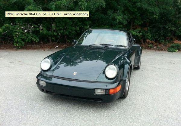 9807e31984be Photo 1996 Porsche 911 Source · Porsche 911 Coupe 1990 Dark Forest Green  For Sale WP0AB296XLS451866