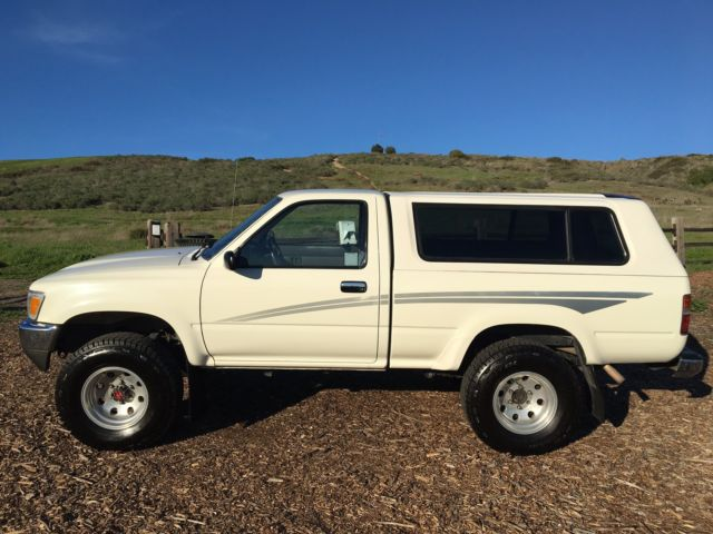 toyota trucks 4x4 for sale. for sale 1990 toyota tacoma regular cab trucks 4x4