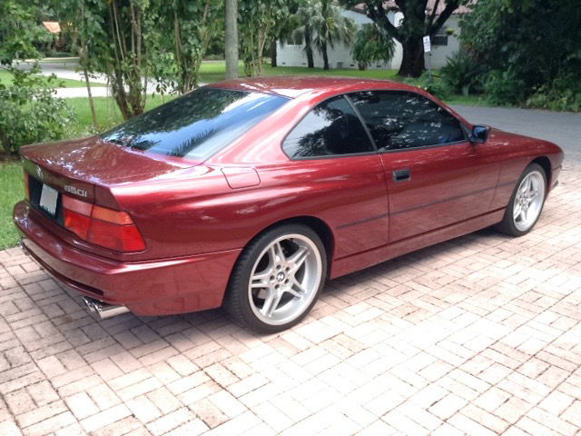 For Sale 1991 BMW 8 Series