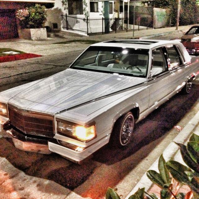 Cadillac 500 For Sale: Cadillac Brougham Sedan 1991 For Sale. 1g6dw5476mr724834