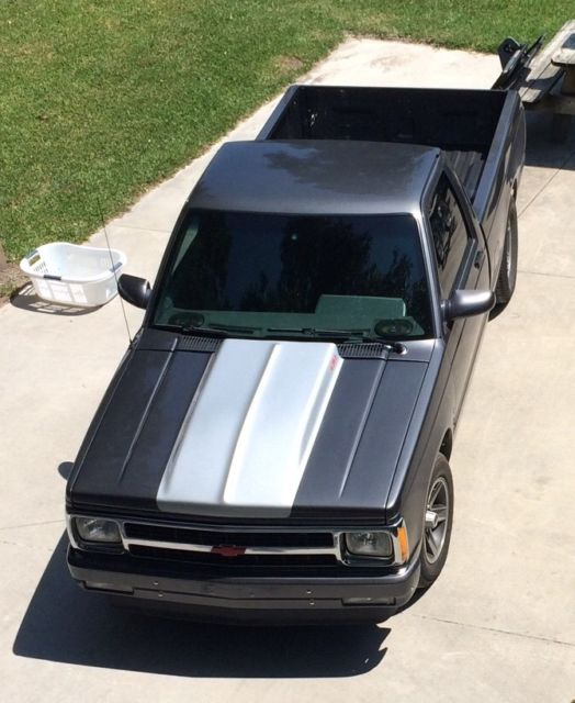 Chevrolet S-10 1991 For Sale  1GCCS14R8M8209239 1991 Chevy