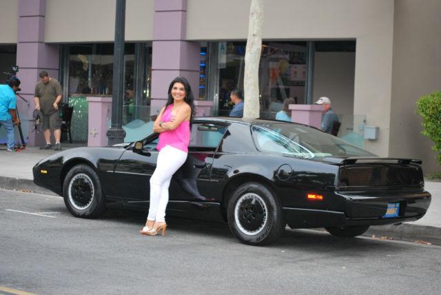 pontiac firebird 1991 black for sale 1g2fs23e1ml230324 1991 knight rider replica car kitt. Black Bedroom Furniture Sets. Home Design Ideas