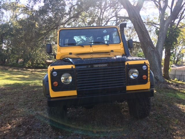 Land Rover Defender Xfgiven Type Xfields Type Xfgiven
