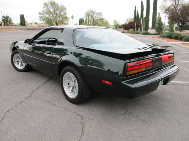 Pontiac Firebird Coupe 1991 Green For Sale 1G2FS2381ML204509 1991