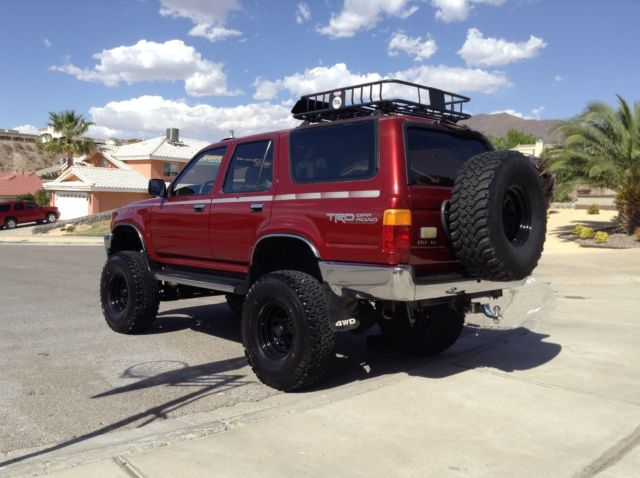 Toyota 4Runner SUV 1991 For Sale. JT3VN39W5M8012950 1991 ...