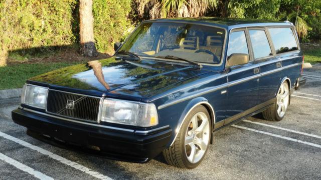 1991 volvo 240 wagon Stock # film3970 for sale near New ...   1991 Volvo 240 Wagon
