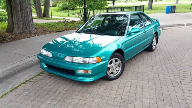 Acura Integra Hatchback 1992 Green For Sale Jh4db2389ns001246 GS R 3 Door 17L RELIST DUE FROM NON PAYMENT BUYER