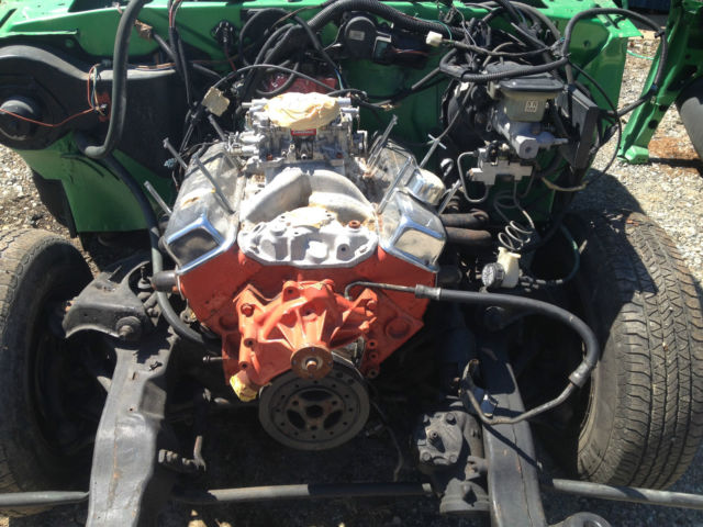 Chevrolet S 10 Cab Amp Chassis 1992 Green For Sale