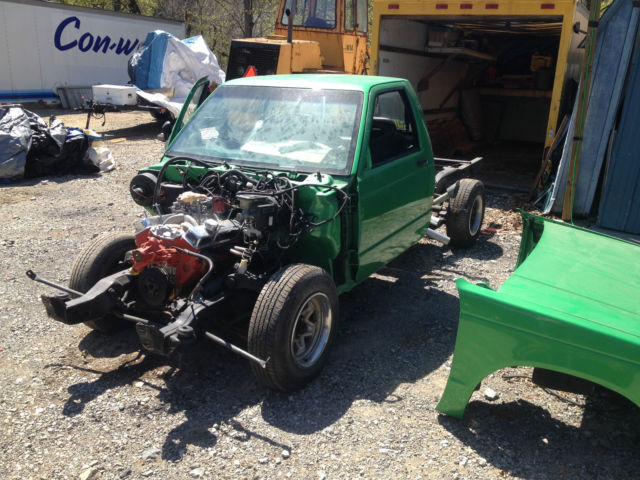 Small Block Chevy Engine Build