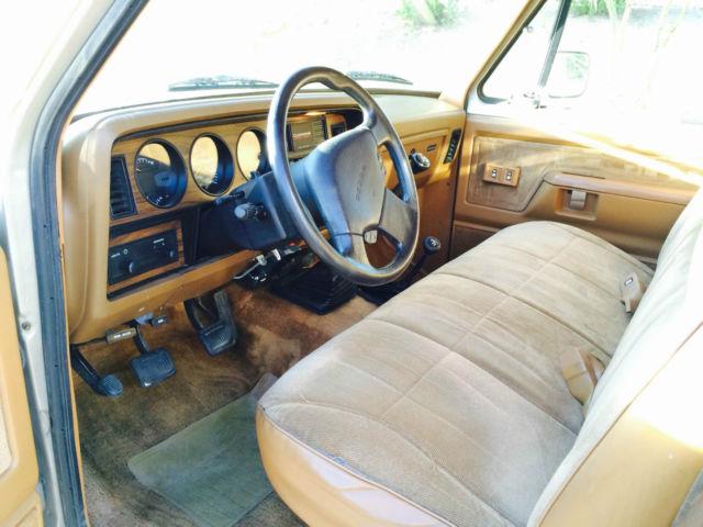 Dodge Ram 2500 Standard Cab Pickup 1992 For Sale  1b7km26c0ns681251