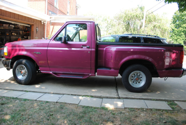 Ford F 150 Flareside 6ft Bed 1992 Iris For Sale