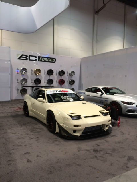Used Cars For Sale Las Vegas >> Nissan 240SX Coupe 1992 Tan For Sale. JN1MS36P9NW106729 1992 Nissan 240sx RHD Car Show Winner ...
