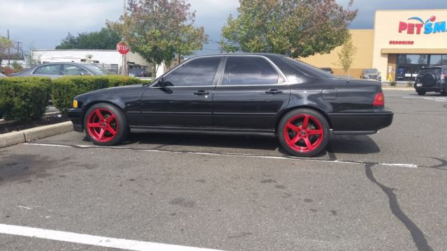 Acura Legend Sedan Black For Sale JHKAPC Acura - 1993 acura legend for sale