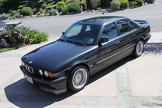BMW Series Sedan Dark Gray For Sale - Bmw 5 series alpina for sale