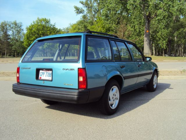 Chevy Cavalier Station Wagon Super Clean Orig Miles Runs Perfect
