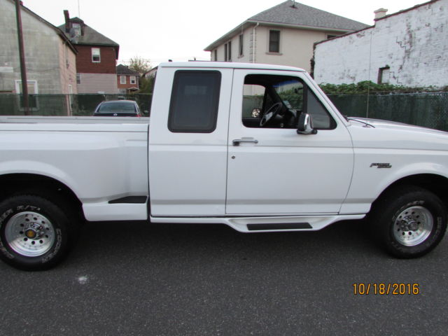 ford f 150 extended cab pickup 1993 white for sale 1ftex14h1pka61458 1993 ford f150 4x4 flare. Black Bedroom Furniture Sets. Home Design Ideas