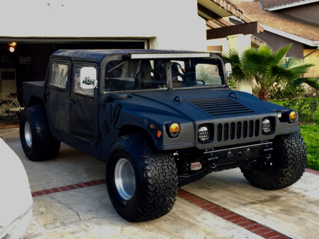 Hummer H1 1993 Black For Sale 11111111111111111 1993