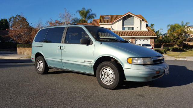 nissan quest minivan 1993 blue for sale 4n2dn11w9pd835994 1993 nissan quest gxe minivan runs. Black Bedroom Furniture Sets. Home Design Ideas