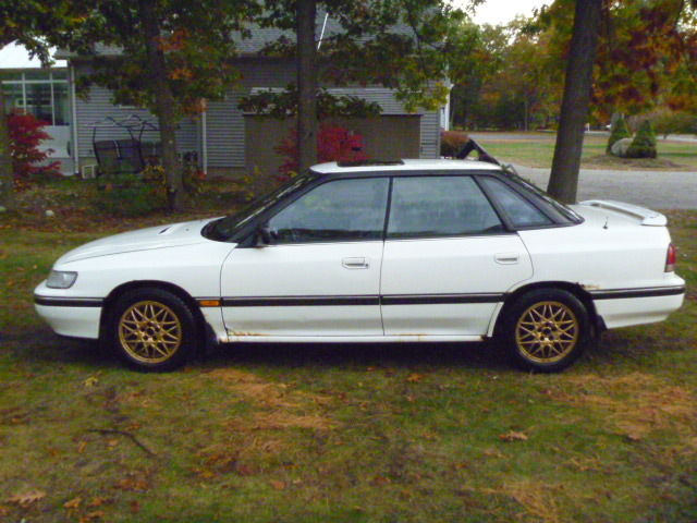 Charming For Sale: 1993 Subaru Legacy