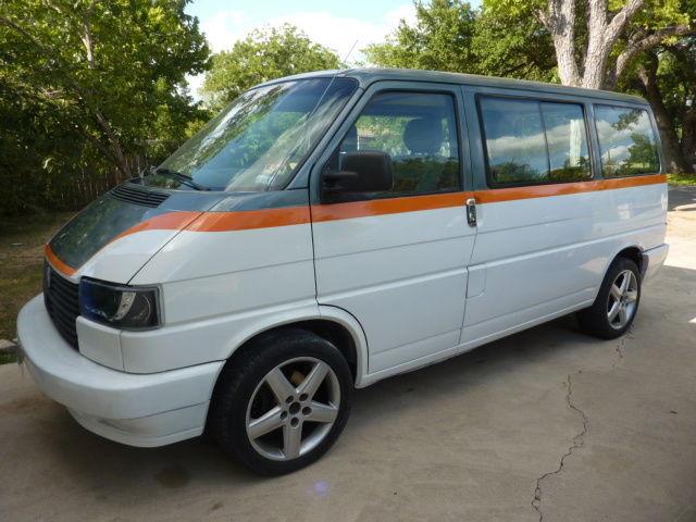 Volkswagen EuroVan Standard Passenger Van 1993 custom For ...