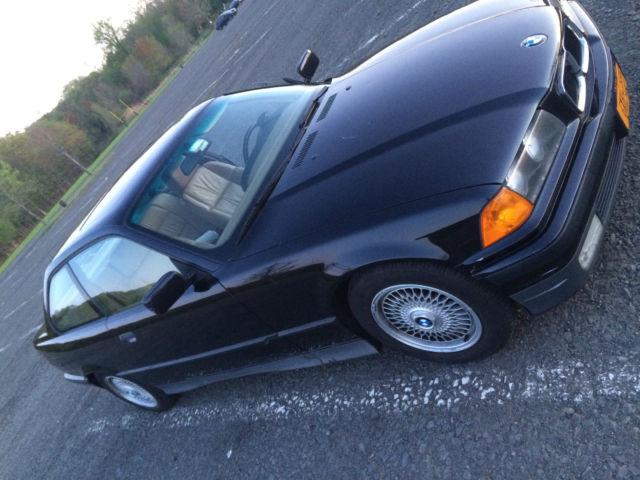 bmw 3 series coupe 1994 black for sale wbabf3326ref46646 1994 bmw rh findclassicars com 1994 bmw 325is manual trany oil af3 1994 bmw 325is manual mpg