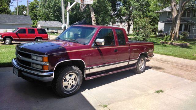chevy ck pickup 1994